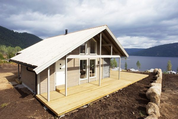Denne hytta kan bli di